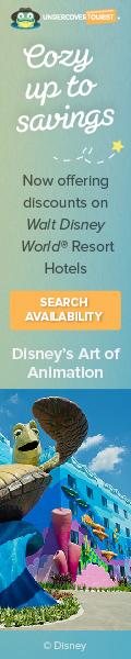 Save money on Disney's Art of Animation Resort!