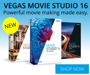 VEGAS Movie Studio