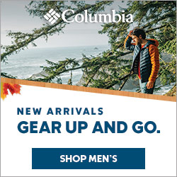 Shop now at Columbia.com!