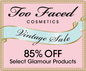 Vintage Sale - Up to 85% Off Too Faced Cosmetics