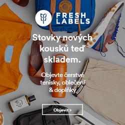 Novinky na Freshlabels