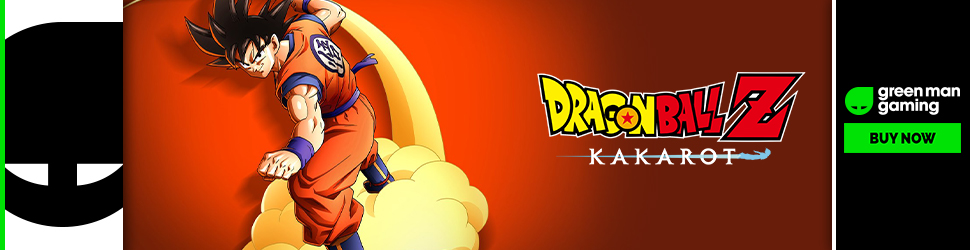 Pre-Purchase Dragon Ball Z: Kakarot at Green Man Gaming
