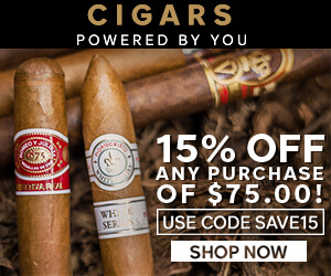 15% Off Cigars.com Coupon Code - Holiday Cigars Deals online
