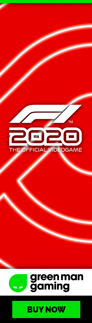 Pre-Purchase F1 2020 for PC at Green Man Gaming