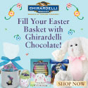Ghirardelli Easter Coupon