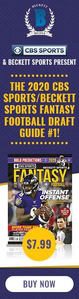 2020 Fantasy Football #1 160*600