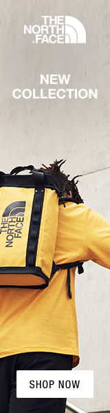 North Face UK - 160x600