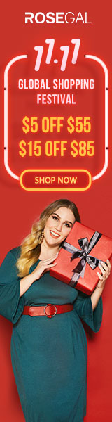 11.11 GLOBAL SHOPPING FESTIVAL $5 OFF $39, $10 OFF $59, $20 OFF $89