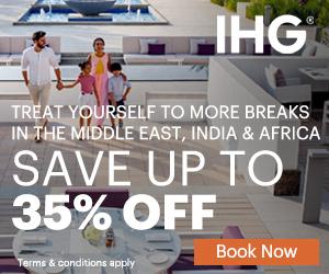 IHG Hotels in IMEA
