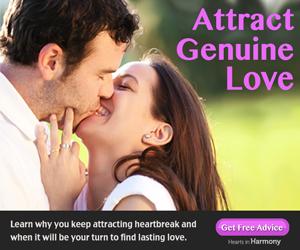 Hearts In Harmony - Attract Genuine Love