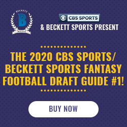 2020 Fantasy Football #1 250*250