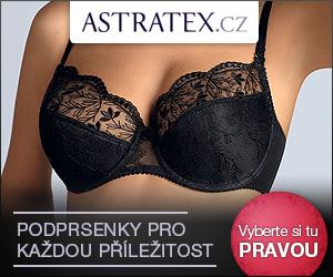 Podprsenky pro každou příležitost Astratex