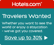 Travelers Wanted: Save up to 30% in great destinations. Book by 4/28/14, Travel by 5/12/14