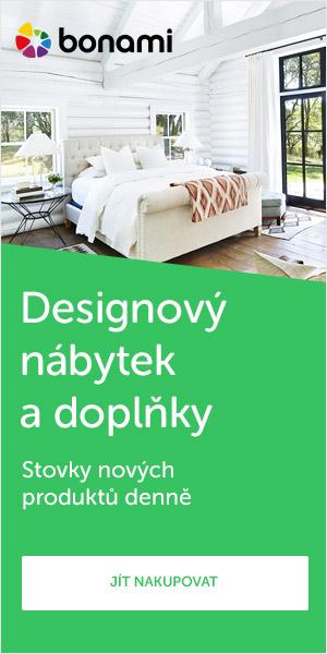 Design v Bonami.cz