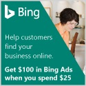 bing ads coupon