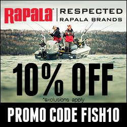 Rapala 10% Off FISH10 250x250