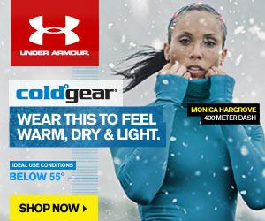 Shop Women's ColdGear at UnderArmour