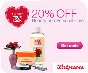 20% off all Beauty & Personal Care items w/ code LOVELY
