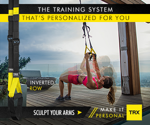 Make It Personal - TRX Training - Inverted Row