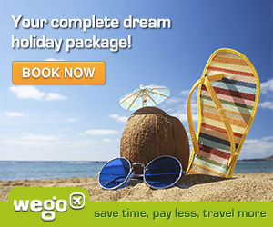 Compare prices across 150+ Travel Websites at Wego