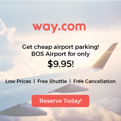 Affordable BOS Airport Parking
