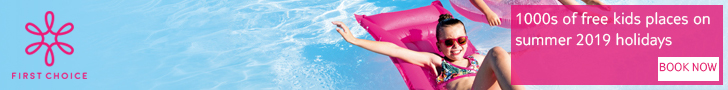 First Choice - SplashWorld Banner - 728x90