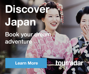 Tourradar - Discover Japan