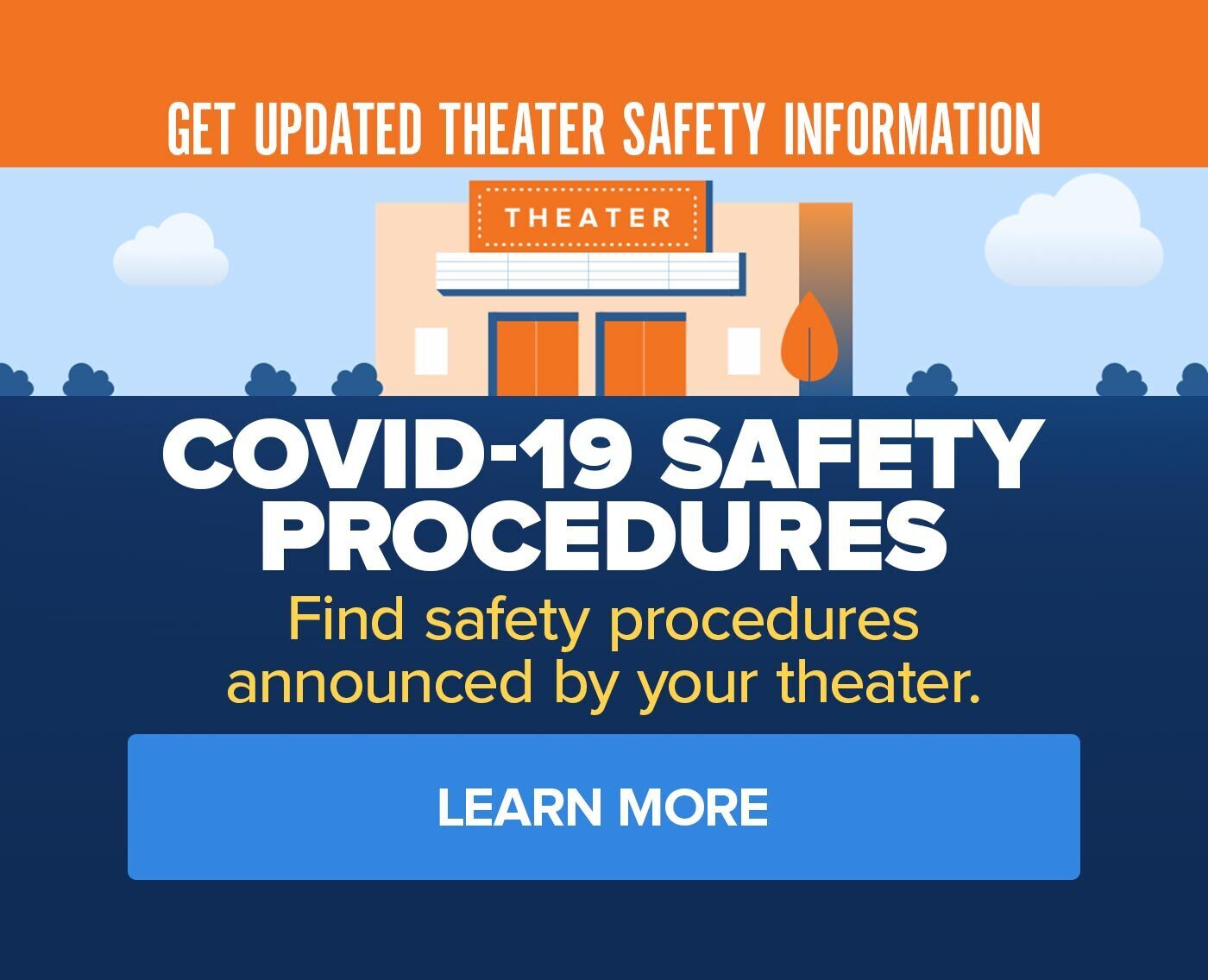 1400 x 1136_Going back to movie theaters! - COVID-19 Safety procedures announced by your theater