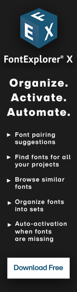 FontExplorer X - Makes Everyone an Expert