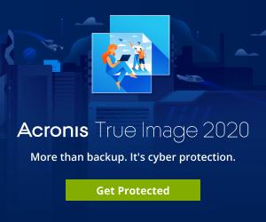 Image for EN Acronis True Image 2020   Launch Banner
