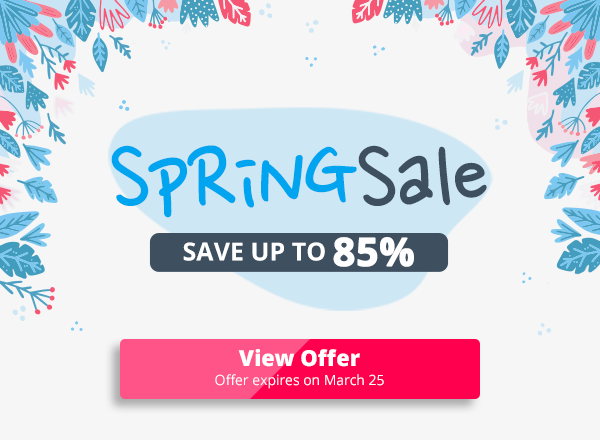 Ashampoo spring sale
