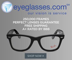 Eyeglasses.com Coupon