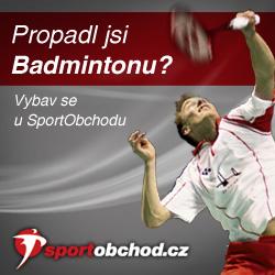 Specialisté na badminton