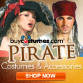 Pirate Costumes for the whole family!