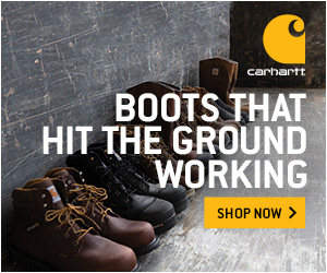 Shop New Footwear at Carhartt