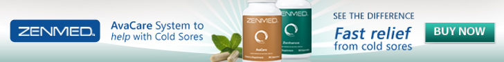 AvaCare System from ZENMED to Help with Cold Sores