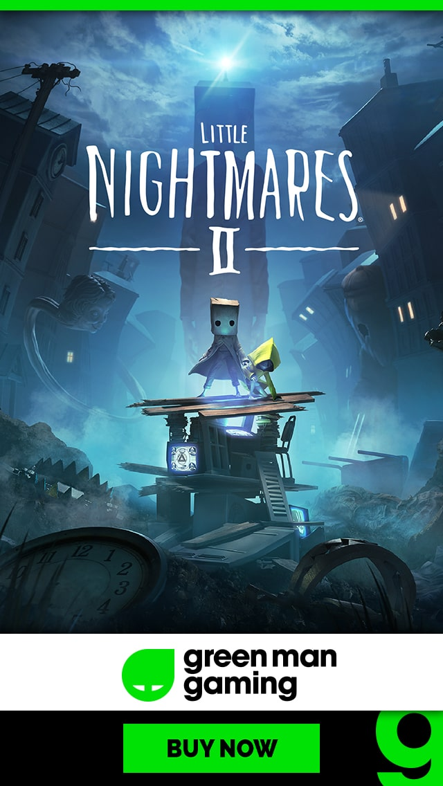 Buy Little Nightmares II for PC at Green Man Gaming