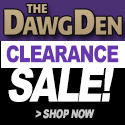 Free Ground Shipping Orders Over $50 at thedawgden.com