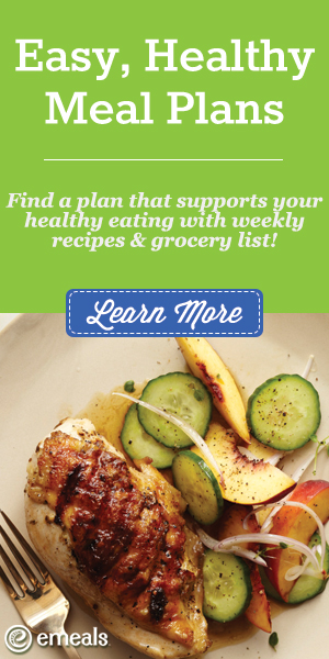 Easy, Healthy Meal Plans