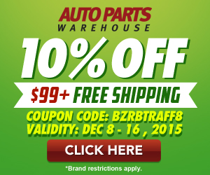 Auto Parts Warehouse - Christmas Rush
