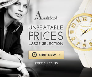 ashford luxury watches