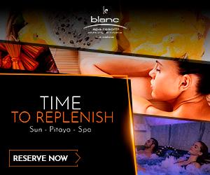 Enjoy at Le Blanc Los Cabos Sun, Pitaya, Spa and more.