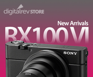Sony Cyber shot RX100 Mark 4