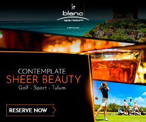 $1,500 Resort Credit en Le Blanc Spa Resort.