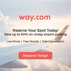 Save 60% on Airport Parking