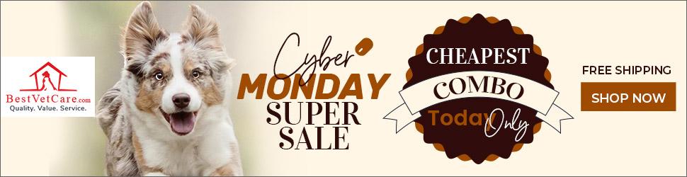 Best Vet Care - Cyber Monday Sale 2020