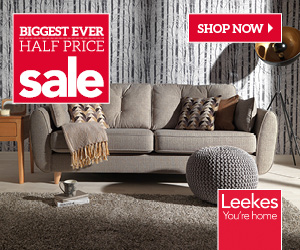 Leekes Half Price Sale