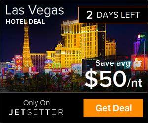 Las Vegas Hotel Deal