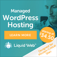 LiquidWeb.com: 50% off Managed WordPress Hosting (Freelance) for 2 months