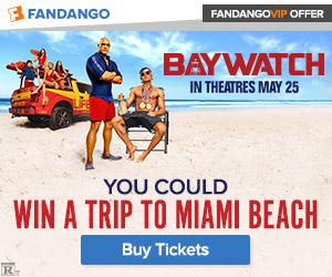 Fandango - Baywatch Sweeps Week 2